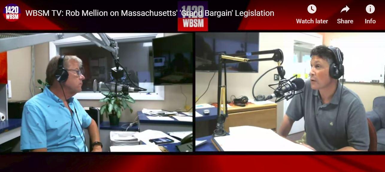 Massachusetts Package Stores Association - Executive